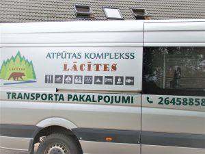 Kravas mikroautobuss