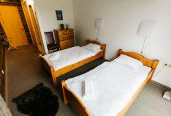 Divvietīgs numurs ar 2 gultām