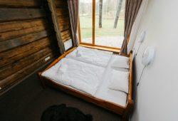 Standarta divvietīgā numura gulta