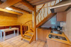 Dvīņu mājas virtuves niša