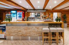 Kafejnīcas bārs